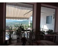 Szentendre panoramic, three-apartment house, for sale at a discount