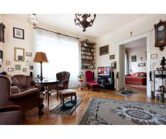 Large Civil elegance, completely renovated, brick apartment
